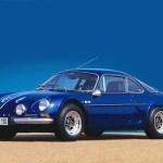 Renault Alpine A110 1961 – 1977 – Istorija modela