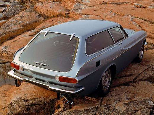 Volvo P1800