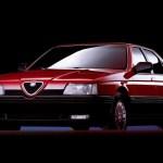 Alfa Romeo 164 1987. – 1998. – Istorija modela