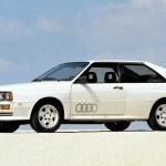 Audi Quattro – Istorija modela