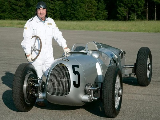 Auto Union Silver Arrows
