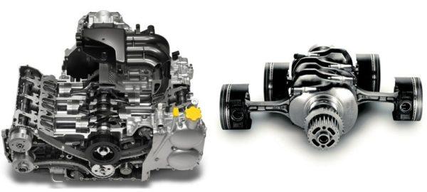 Bokser motor