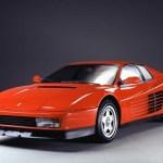 Ferrari Testarossa 1984. – 1996. – Istorija modela