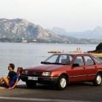 Ford Sierra – Istorija modela