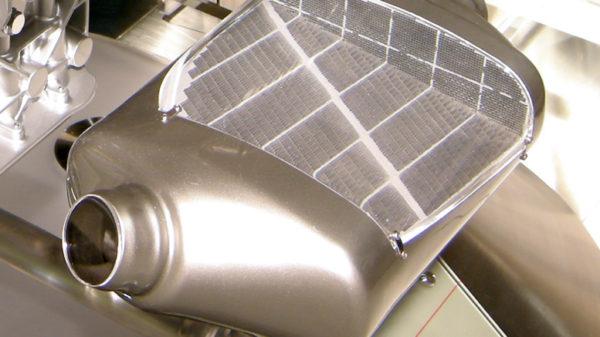 Filter čestica čađi DPF (Diesel particulate filter)