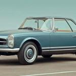Mercedes 230SL 1963. – 1971. – Istorija modela
