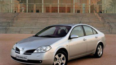 Nissan Primera 2002. - 2008.
