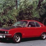 Opel Manta (1970. – 1988.) – Istorija modela