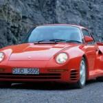 Porsche 959 – Istorija modela