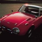 Toyota Sports 800 1965. – 1969. – Istorija modela