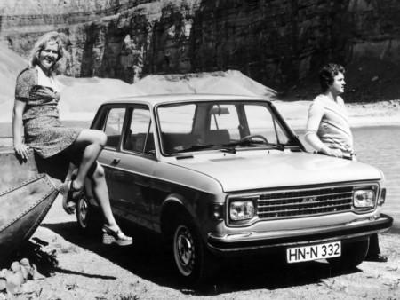 Fijat 128 je prvi savremeni auto sa prednjim pogonom