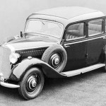 Mercedes 260 D 1936. – 1940. – Istorija automobila