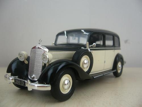 Mercedes 260 D