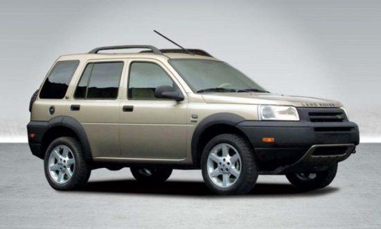 Land Rovera Freelandera