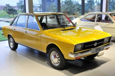 Volkswagen K70