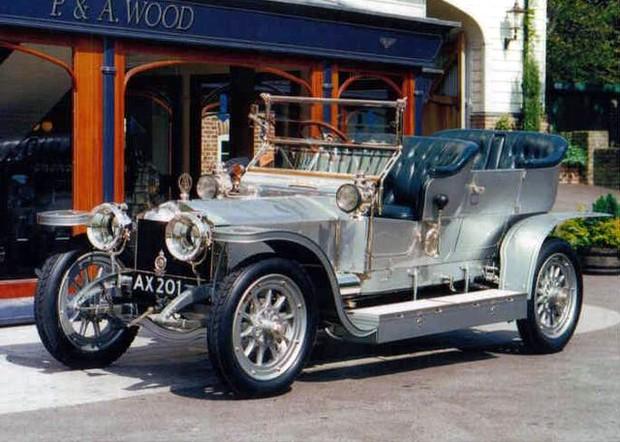 Rolls Royce Silver Ghost