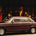 Mercedes W123 1976. – 1985. – Istorija modela
