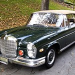Mercedes W111 – Istorija modela