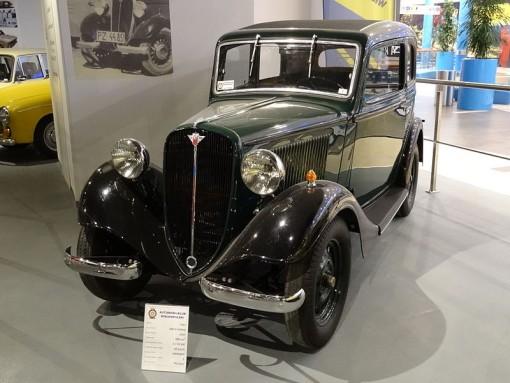 Polski FIAT 508 Ballila