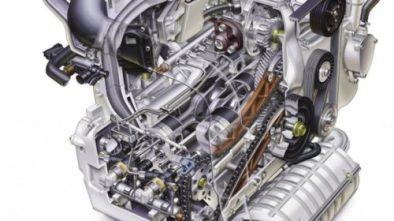 Subaru 2.0D motor