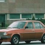 Opel Ascona – Istorija modela