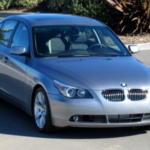 BMW 5 E60 – zamena filtera goriva – Video
