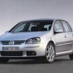 Volkswagen Golf V 2003. – 2009. – Najčešći kvarovi