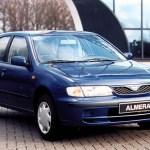 Nissan Almera 1995. – 2000. – Polovnjak