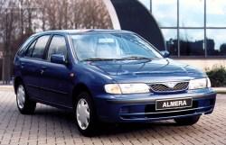 Nissan Almera 1995.
