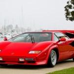 Lamborghini Countach – Istorija modela