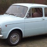 Fiat 850 – Istorija