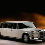 Mercedes – Benz 600 – Istorija modela