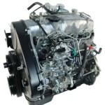 Mitsubishi L200 2.5D 4D56 montaža glave motora – Video