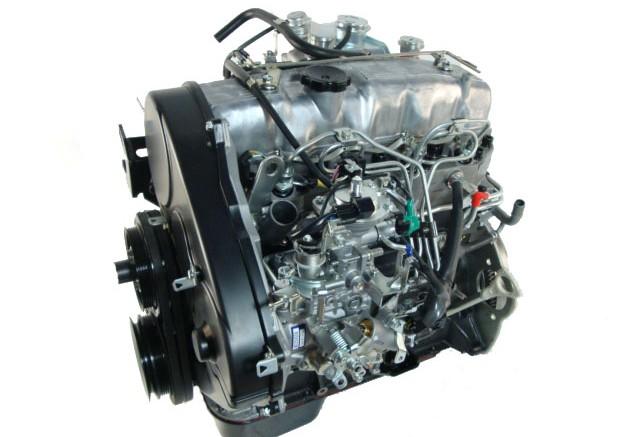 Mitsubishi L200 2.5D 4D56