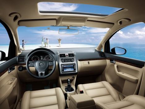 Volkswagen Touran 1.gen 2.facelift