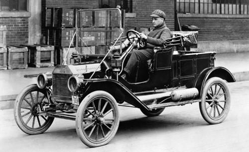 "Model T"" s opcijom pogona na dva različita goriva – 50RON benzinom i 100RON alkoholnim gorivom."