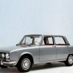 Alfa Romeo Berlina 1968. – 1977. – Istorija modela