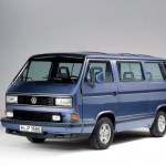 Vw Transporter T3 1979. – 1992. – Istorija modela