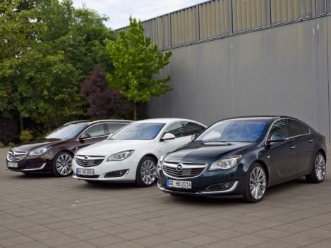Opel Insignia 1. gen.