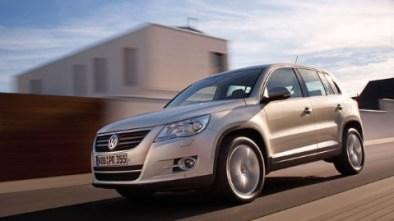 Volkswagen Tiguan 1. gen.