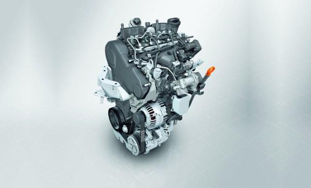 1.2 TDI motor