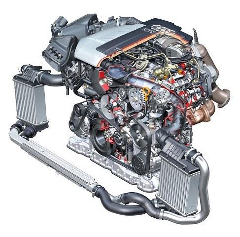 2.7 TDI motor