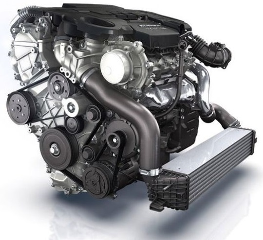 3.0 dCi motor