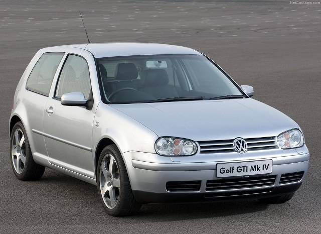 Vw Golf 4 servis