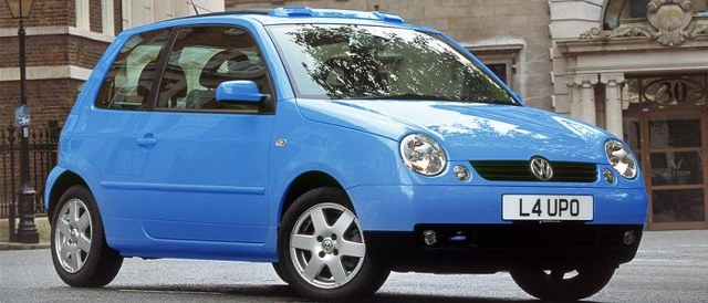 VW Lupo 1.4 16 V