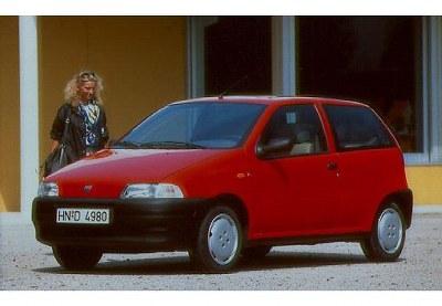 Fiat Punto 1. gen.