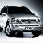 Mercedes M W163 servis – Zamena filtera, ulja …– VIDEO