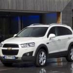 Chevrolet Captiva – propisane količine motornog ulja i servisni …