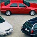 Koliko motornog ulja ide u Lancia Lybra (2000 – 2005) ?