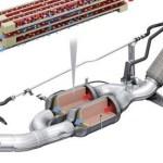 Filter čestica čađi kod benzinskih motora